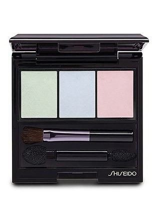 Main View - Click To Enlarge - Shiseido - LUMINIZING SATIN EYE COLOUR TRIO - Static