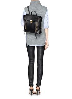 3.1 PHILLIP LIM'Pashli' leather backpack