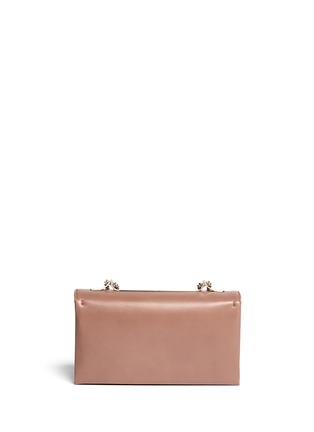 Back View - Click To Enlarge - Valentino - 'Rockstud Va Va Voom' leather shoulder bag