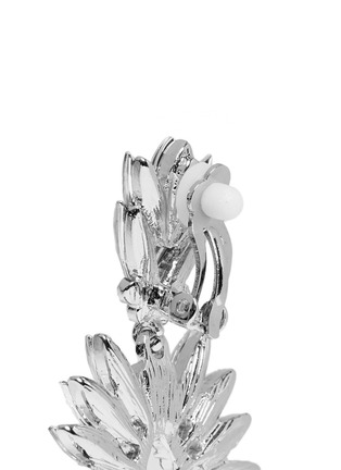 Detail View - Click To Enlarge - Kenneth Jay Lane - Crystal drop earrings