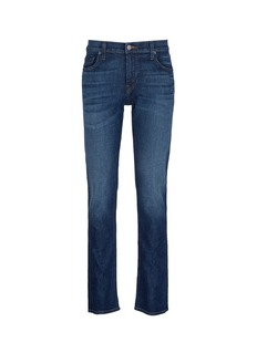 J BRAND 'KANE' STRAIGHT FIT COTTON JEANS