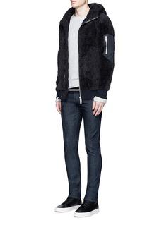 J Brand'Mick' Pima cotton skinny jeans