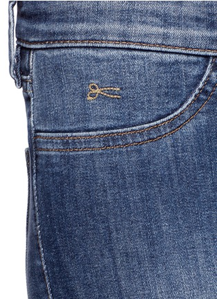 Detail View - Click To Enlarge - Denham - 'Spray' skinny jeans