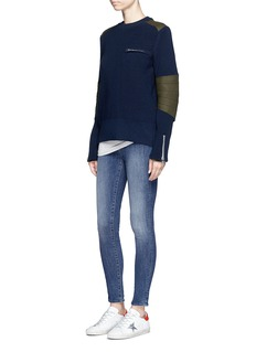 Denham 'Spray' skinny jeans