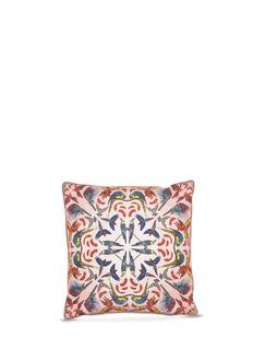 Silken FavoursBreakbeak silk cushion