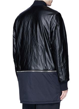 DEN IM BY SIKI IM-两面穿延长式外套