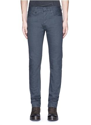 Detail View - Click To Enlarge - Den Im By Siki Im - Slim fit cotton selvedge jeans