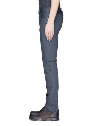 Detail View - Click To Enlarge - SIKI IM / DEN IM - Slim fit cotton selvedge jeans