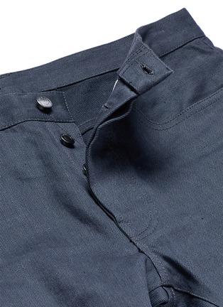 DEN IM BY SIKI IM-修身低腰纯棉牛仔裤