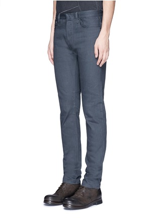 Front View - Click To Enlarge - SIKI IM / DEN IM - Slim fit cotton selvedge jeans