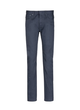 Main View - Click To Enlarge - Den Im By Siki Im - Slim fit cotton selvedge jeans