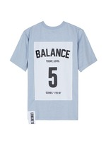 'Series 1 to 10' unisex T-shirt - 5 Balance