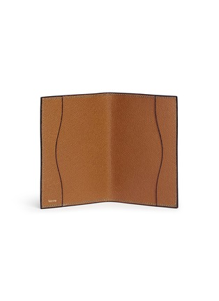- Valextra - Leather passport holder