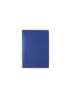 Valextra Leather passport holder