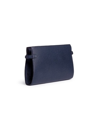 - Valextra - Leather travel accessories case