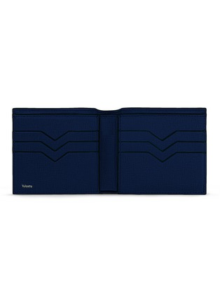 Valextra - Leather bifold wallet