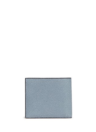 Back View - Click To Enlarge - Valextra - Leather bifold wallet