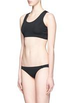 'Barely' extra low rise bikini bottoms