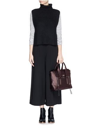- 3.1 Phillip Lim - 'Pashli' medium grainy leather satchel