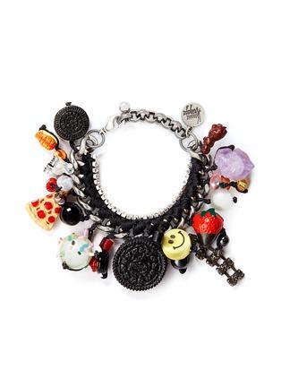 Main View - Click To Enlarge - Venessa Arizaga - 'Baby Got Snack' bracelet