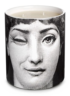 Fornasetti Silenzio large scented candle 1.9kg