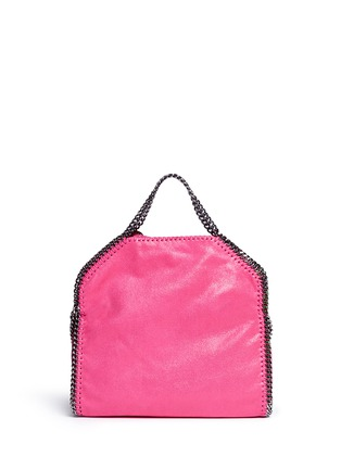 Back View - Click To Enlarge - Stella McCartney - 'Falabella' two-way chain tote