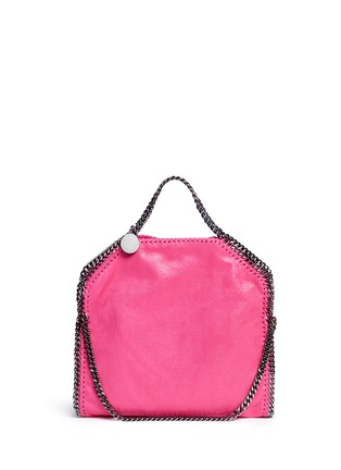 Main View - Click To Enlarge - Stella McCartney - 'Falabella' two-way chain tote