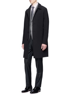 Armani Collezioni Tailored wool pants