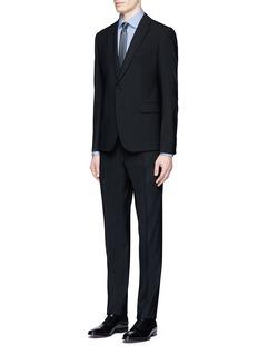 Armani Collezioni'Metropolitan' virgin wool suit
