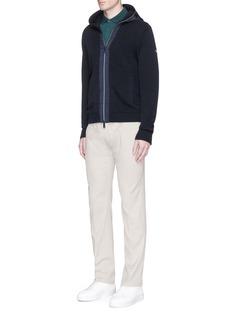 Armani CollezioniWoven cotton pants