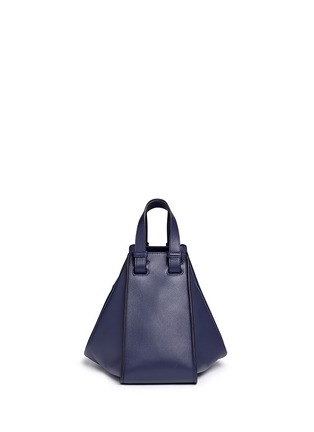 Back View - Click To Enlarge - Loewe - 'Hammock' small leather hobo bag