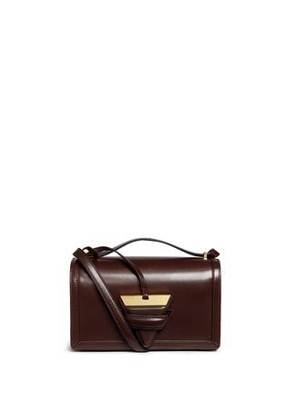 Main View - Click To Enlarge - Loewe - 'Barcelona' leather shoulder bag