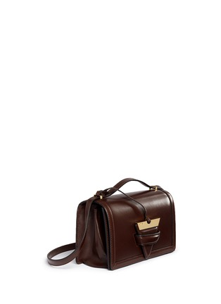 Figure View - Click To Enlarge - Loewe - 'Barcelona' leather shoulder bag