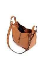 'Hammock' small leather hobo bag