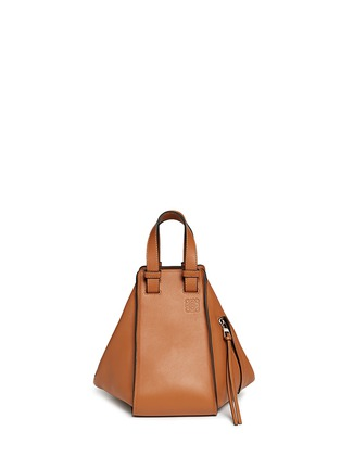 Main View - Click To Enlarge - Loewe - 'Hammock' small leather hobo bag