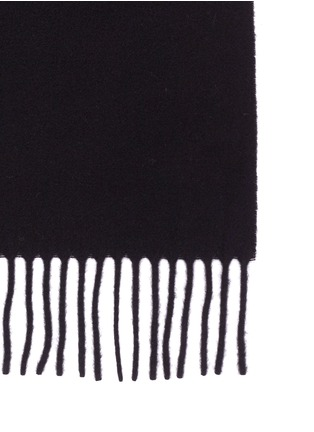 Detail View - Click To Enlarge - Acne Studios - 'Canada' virgin wool scarf