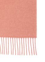'Canada' virgin wool scarf