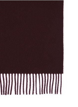Acne Studios - 'Canada' virgin wool scarf