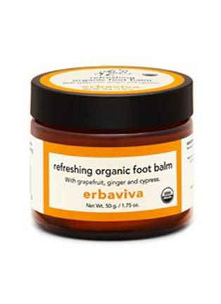 Main View - Click To Enlarge - Erbaviva - Refreshing organic foot balm