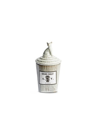 Astier De Villatte - Grand Chalet cat candle lid