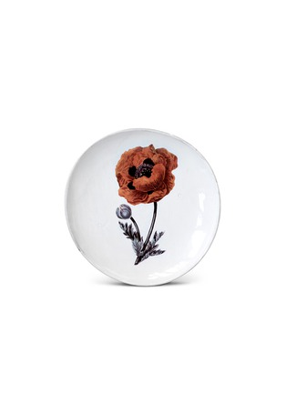 Main View - Click To Enlarge - Astier De Villatte - x John Derian orange flower dinner plate
