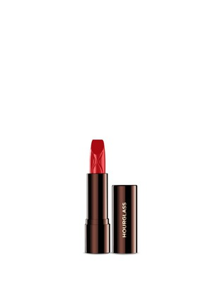 Main View - Click To Enlarge - Hourglass - Femme Rouge® Velvet Crème Lipstick - Raven