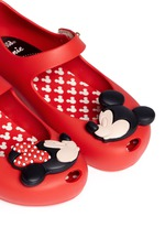 'Ultragirl Disney' Mickey and Minnie toddler Mary Jane flats