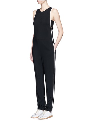 Figure View - Click To Enlarge - rag & bone - 'Luna' contrast seam jumpsuit