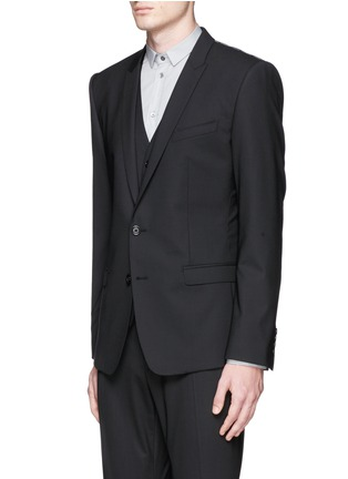 Dolce & Gabbana - 'Gold' slim fit three piece suit