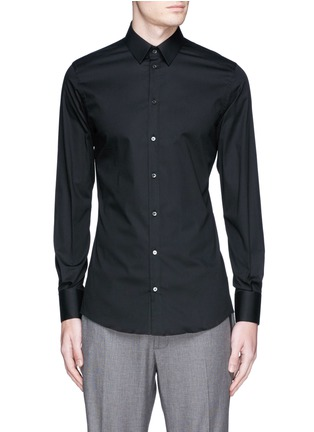 Dolce & Gabbana - 'Gold' stretch poplin shirt
