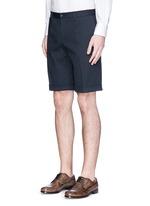 Rolled cuff chino shorts