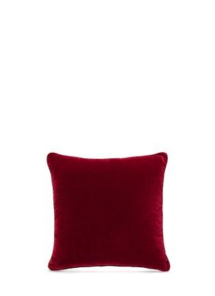 - Etro - Leicester Anstey paisley print velvet cushion