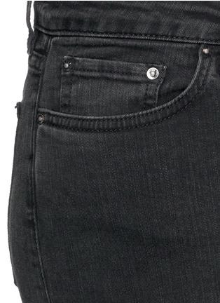 细节 - 点击放大 - ACNE STUDIOS - SKIN 5弹性混棉牛仔裤