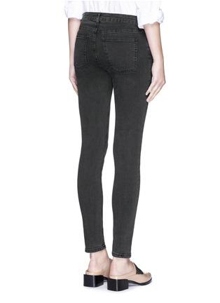 背面 - 点击放大 - ACNE STUDIOS - SKIN 5弹性混棉牛仔裤